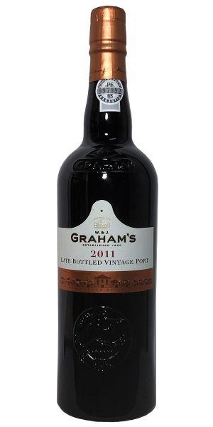 Graham's LBV Port 2011