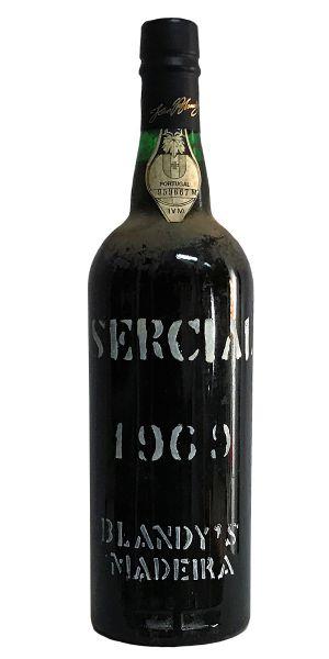 Madeira Blandys Sercial 1969