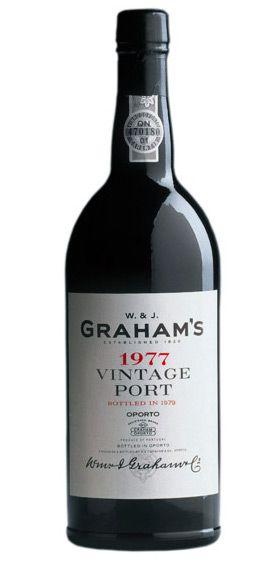 Graham Vintage Port 1977