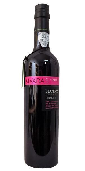 Madeira Blandy´s Alvada