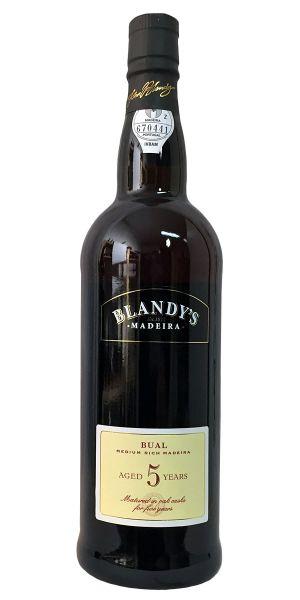 Madeira Blandy's 5 Years Old Bual