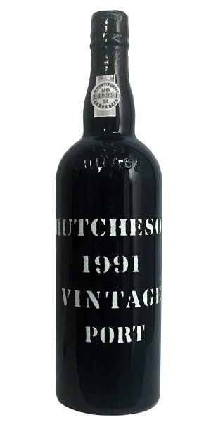 Hutcheson Vintage Port 1991