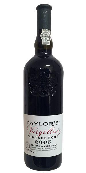 Taylor's Quinta de Vargellas Vintage Port 2005