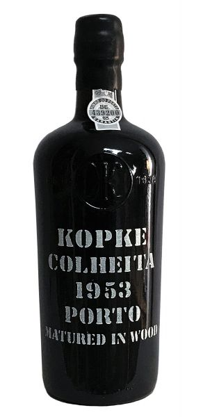 Kopke Colheita Port 1953