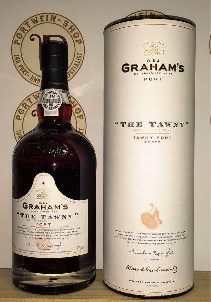 "Grahams Tawny Reserve Port ""The Tawny"""