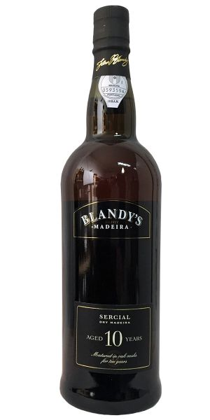 Madeira Blandy's 10 Years Old Sercial