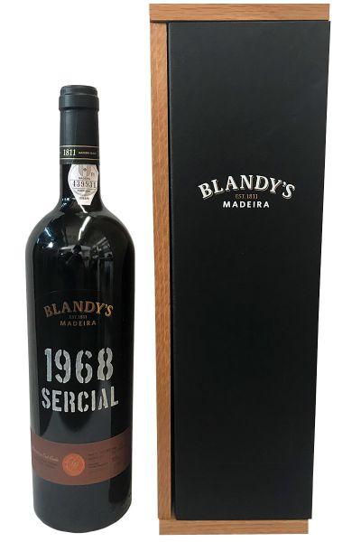 Madeira Blandys Sercial 1968