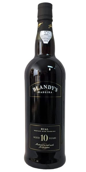 Madeira Blandy's 10 Years Old Bual