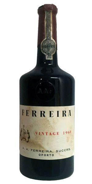 Ferreira Vintage Port 1960