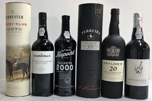 Portwein-Probierpaket Superior