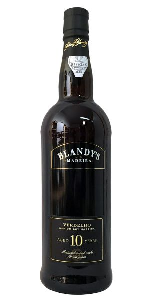 Madeira Blandy's 10 Years Old Verdelho