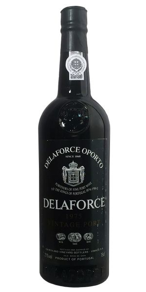 Delaforce Vintage Port 1975