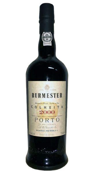 Burmester Colheita Port 2000