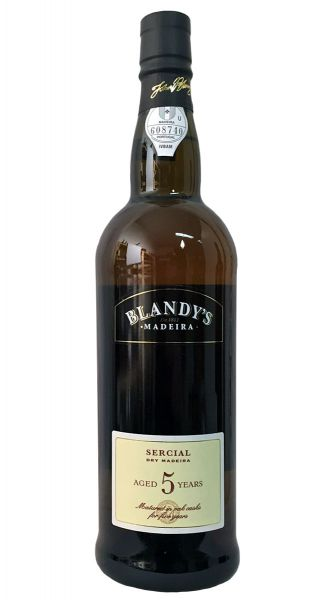 Madeira Blandy's 5 Years Old Sercial