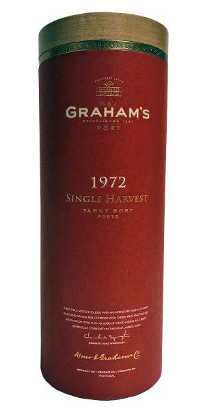 Graham Single Harvest Colheita 1972
