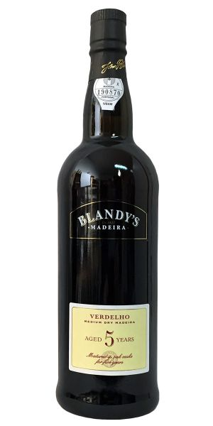 Madeira Blandy's 5 Years Old Verdelho