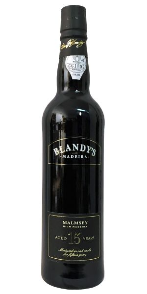 Madeira Blandy's 15 Years Old Malmsey