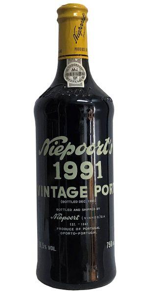 Niepoort Vintage Port 1991