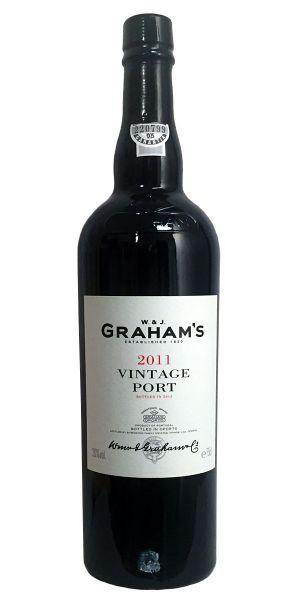 Graham Vintage Port 2011