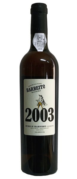 Barbeito Bual Single Harvest Colheita 2003