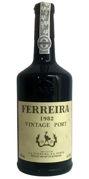 Ferreira Vintage Port 1982