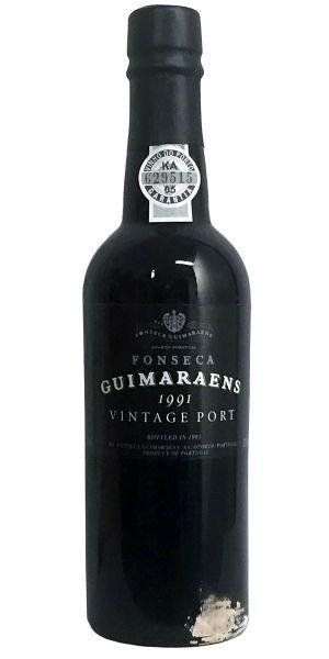 Fonseca Guimaraens Vintage Port 1991