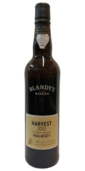 Madeira Blandy's Malmsey Single Harvest Colheita 2010