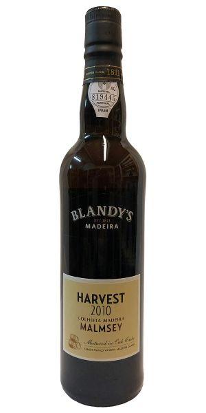 Madeira Blandy's Malmsey Single Harvest Colheita 2010