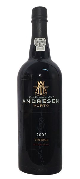 Andresen Vintage Port 2005