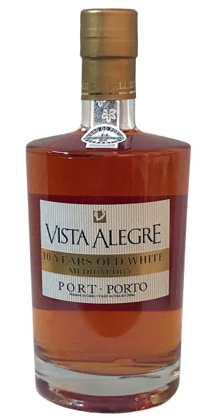 Vista Alegre 10 Years Old White Port