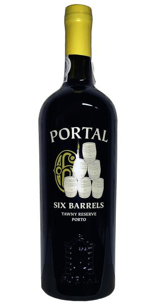 Quinta do Portal Reserve Port Six Barrels