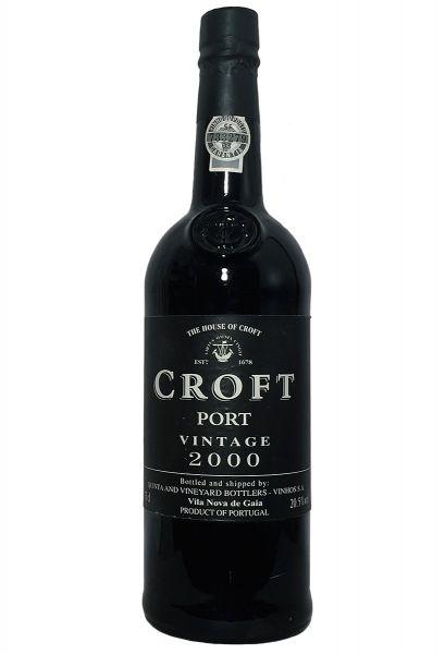 Croft Vintage Port 2000