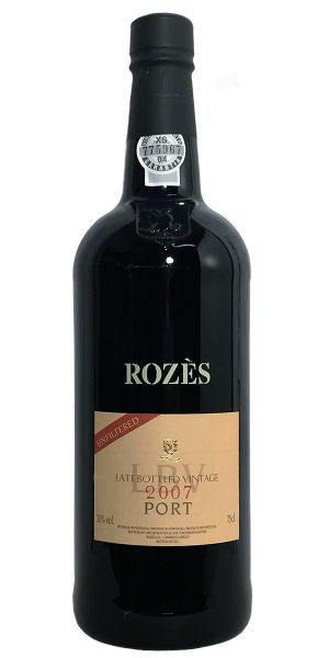 Rozes LBV Port 2007