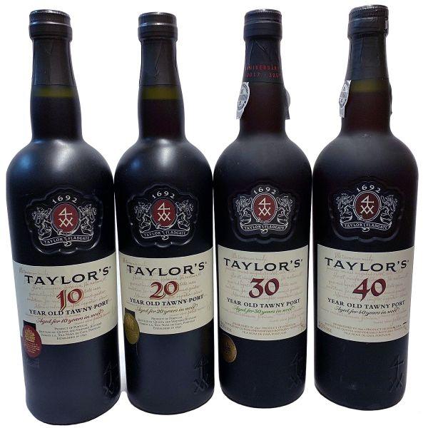 Taylor Probierpaket Aged Tawny Port