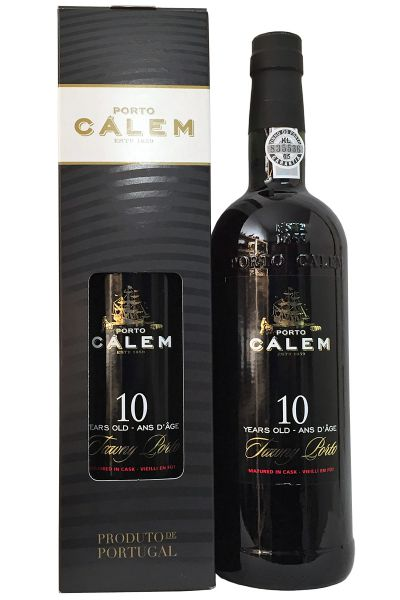 Calem 10 Years Old Tawny Port