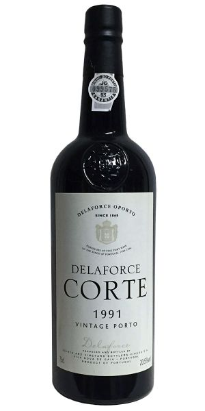 Delaforce Quinta Corte Vintage Port 1991