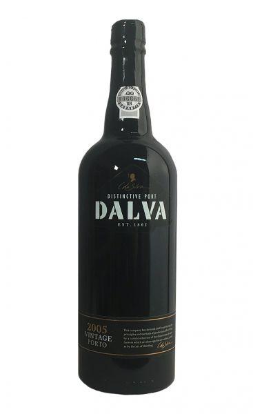Dalva Vintage Port 2005
