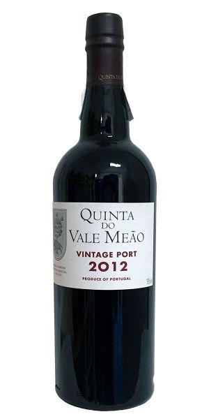 Quinta do Vale Meao Vintage Port 2012