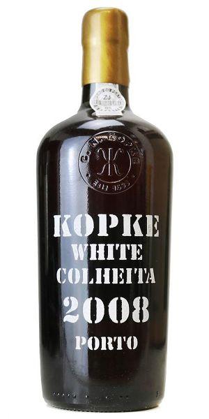 Kopke White Colheita Port 2008