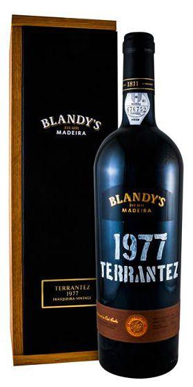 Blandys Terrantez 1977