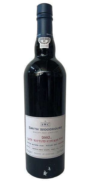 Smith Woodhouse Late Bottled Vintage Port (LBV) 2008