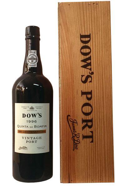 Dow's Quinta do Bomfim Vintage Port 1996