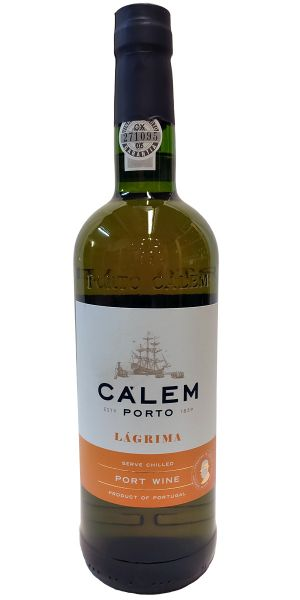 Calem Lagrima White Port