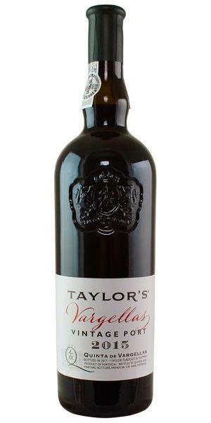 Taylor's Quinta de Vargellas Vintage Port 2015