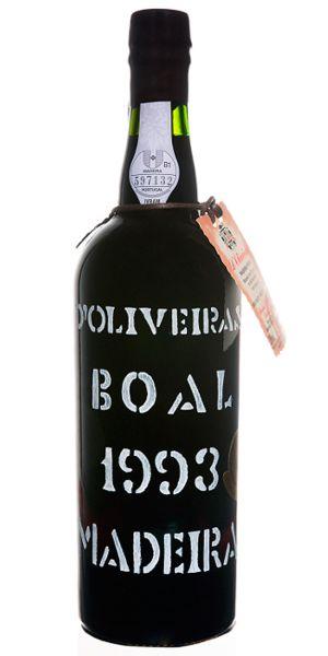 Madeira de Oliveira Boal Colheita 1993