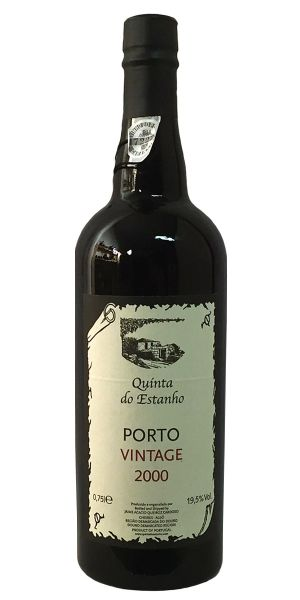 Quinta do Estanho Vintage Port 2000