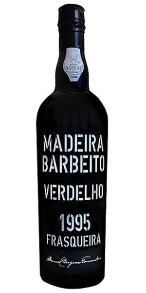 Madeira Barbeito Frasqueira Verdelho 1995