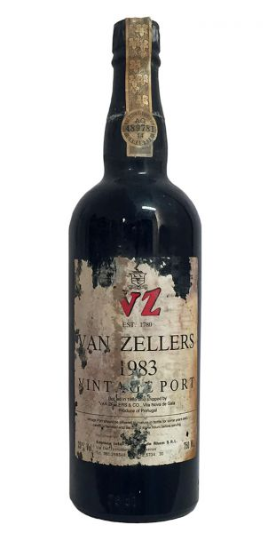 Van Zeller Vintage Port 1983