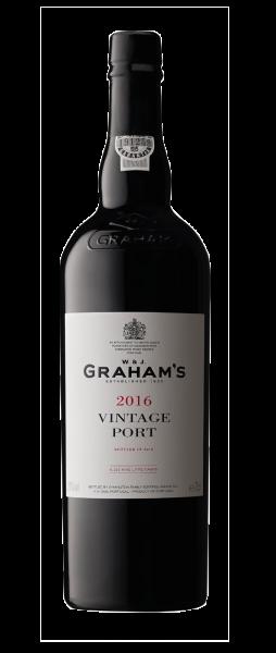 Graham Vintage Port 2016
