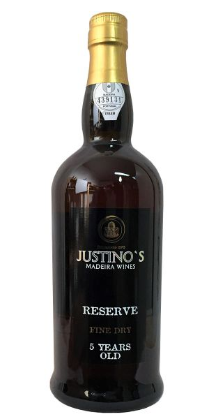 Justino 5 Years Old Fine Dry
